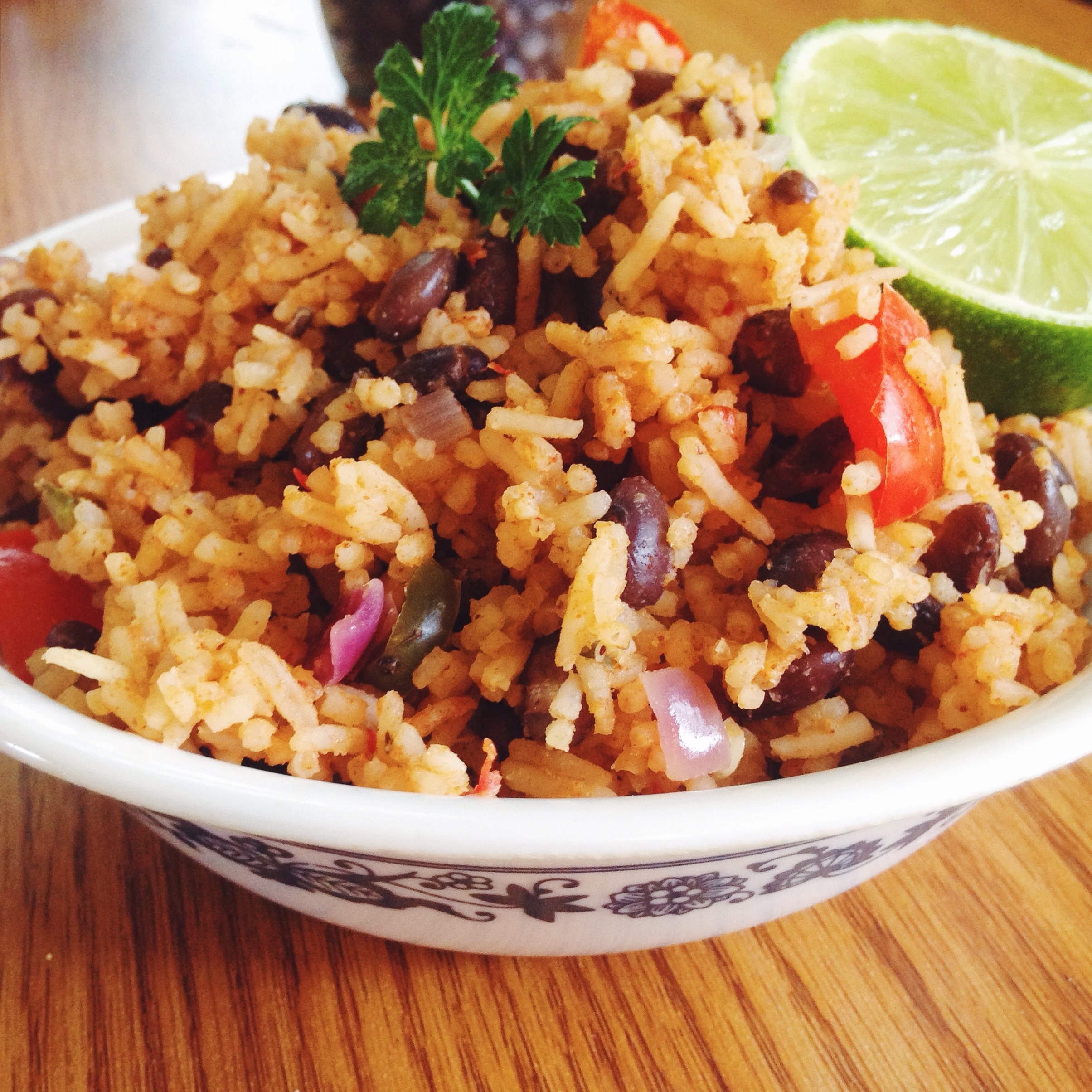 Black Beans and Rice – Girl, Stir-Fried